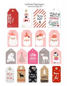 FREE - Christmas Tags
