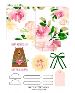 FREE - Mother's Day Gift Bag