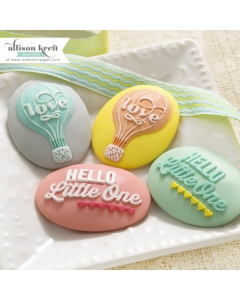 4-pc Cameo Pack: Hello World