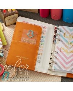 Personal Planner Kit : Caramel
