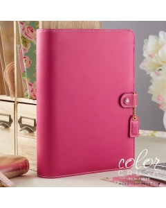 A5 FUCHSIA BINDER ONLY