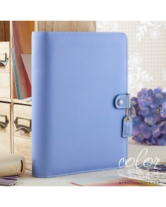 A5 PERIWINKLE BINDER ONLY