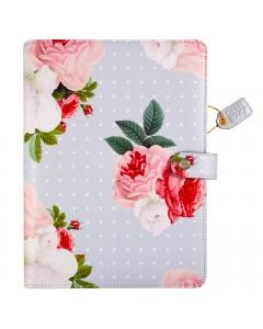 Grey Floral A5 Kit