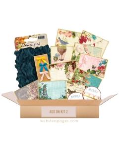 Postcards Mini Kit