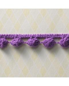 Ball Strand Purple Trim