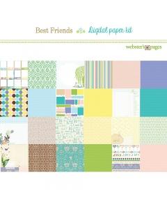 Best Friends Paper Digi