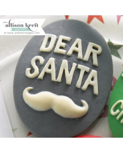 Bulk Pack: Dear Santa Grey