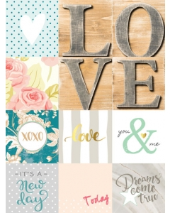 FREE - Love Story Card Set 1