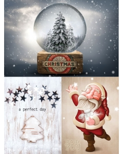 FREE - All that Glitters Card Set 1