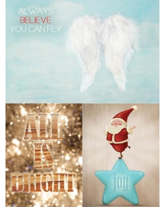 FREE - All that Glitters Card Set 3