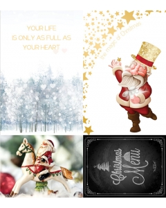 FREE - All that Glitters Card Set 7