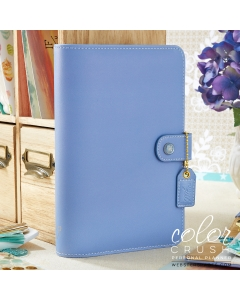 PERSONAL PERIWINKLE BINDER ONLY