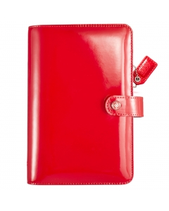 Patent Red Personal Binder