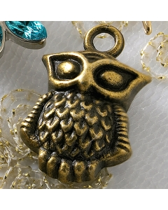 Charm Bulk - Owl