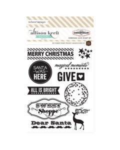Christmas Love Stamp Set