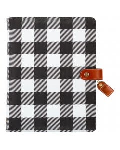 Buffalo Plaid Comp. Planner