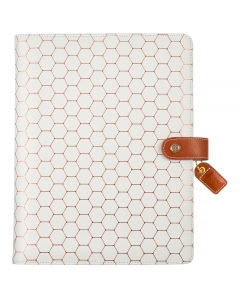Copper Hexagon Comp. Planner