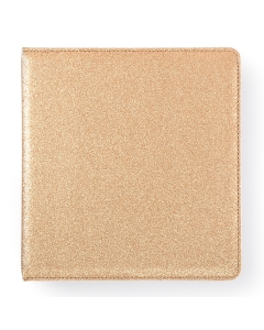 Creative Photo Album - Gold Glitter