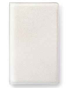 Creative Photo Album - White Glitter