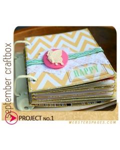 craftbox sept No.1 Project Download