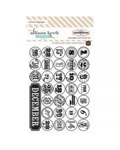 December Days Stamp Set