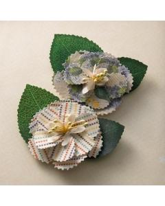 Fabric Flowers - Yacht Club