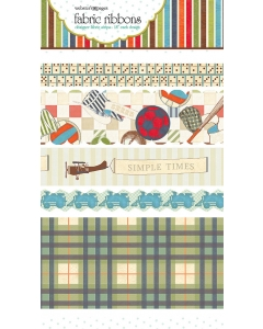 Game On Fabric Ribbon