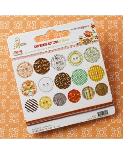 Family Traditions: Buttons & Twine