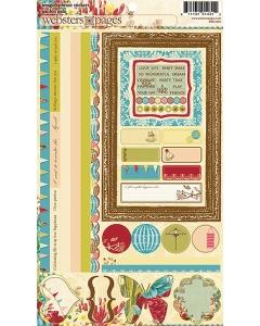 Image Stickers - Garden Gala