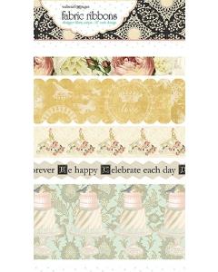 In Love Fabric Ribbon
