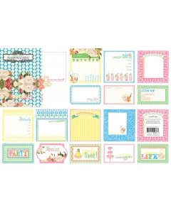 Journaling Cards - Let's Celebrate