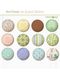 Linen Buttons