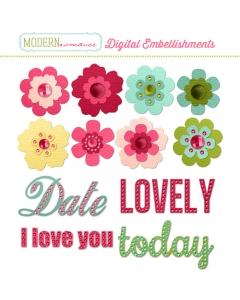 MR digital embellishments