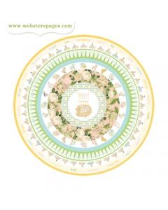 NB Circle Rings Sticker