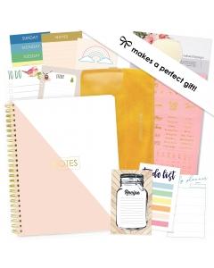 Best Notebook & Sticker Pouch Bundle