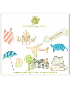 Palm Beach Designs Digi Motifs