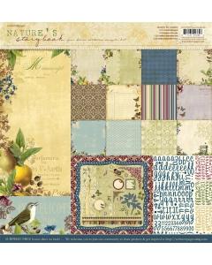 Paper Kit- Nature's Storybook