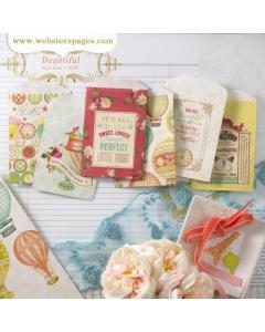 Postcards from Paris II Mini Bag Variety Pack