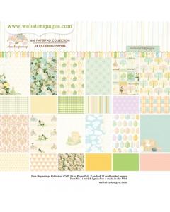 New Beginnings 6x6 pad