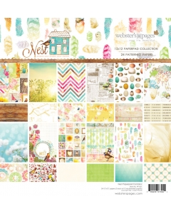 Nest 12x12 Paper Pad