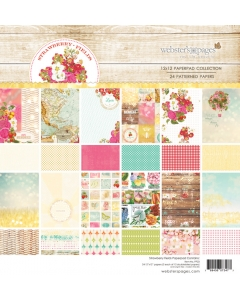 Strawberry Fields 12x12 Collection Pad