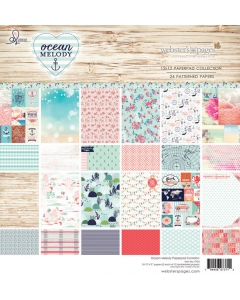 Ocean Melody 12x12 Collection Pad