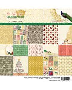Royal Christmas 6x6 Collection Pad