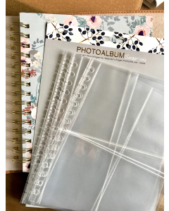 Snap-In PhotoPages Small Album