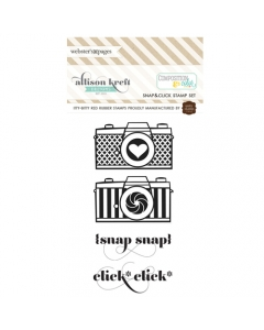 Snap&Click Stamp Set
