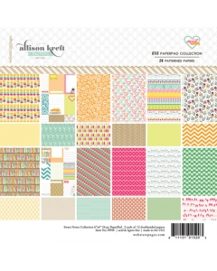 Sweet Notes 6x6 Collection Pad