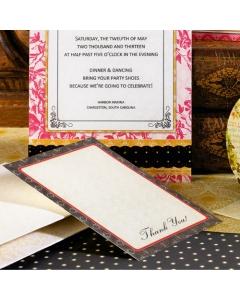 the FANCY Petite Paper Set