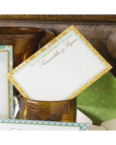 the HARVEST Petite Paper Set