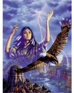 Thunderbird Maiden
