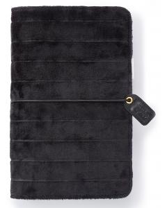Black Velvet Stripe Traveler